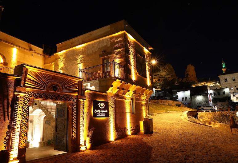 아이즈 오브 카파도키아 케이브 호텔, 네브셰히르, 호텔 정면 - 저녁/밤