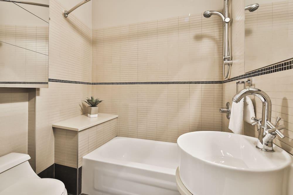Karakteristični apartman, 3 spavaće sobe, za nepušače - Kupaonica