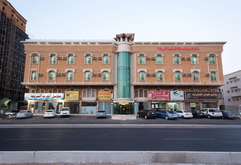 Mrakez Alarab Furnished Apartments 1, Jeddah, Mặt tiền nơi lưu trú