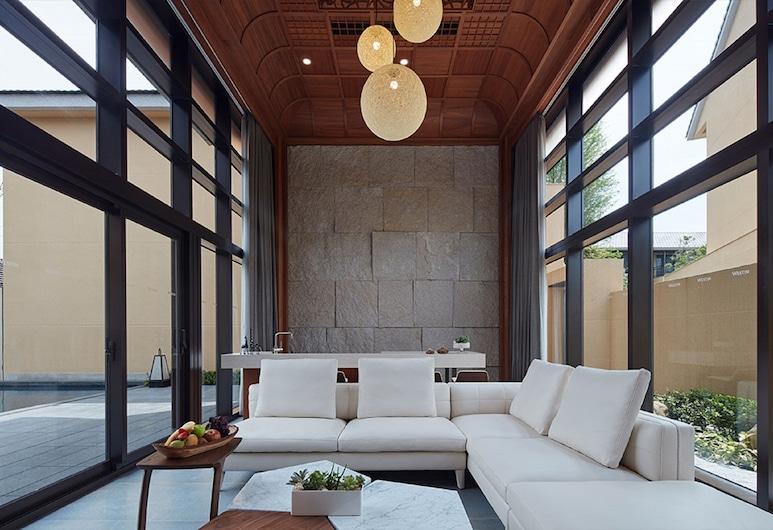 宜蘭力麗威斯汀度假酒店, 員山鄉, 總統別墅, 2 間臥室, 客廳