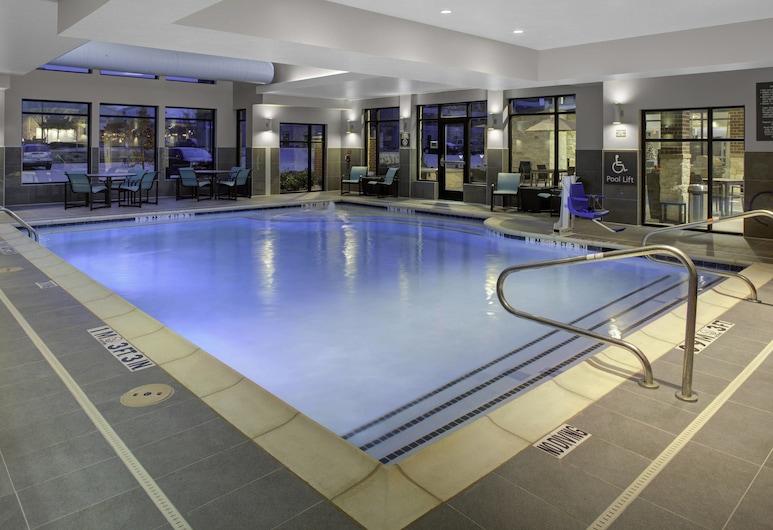 达拉斯艾伦/菲尔维尤万豪长住酒店, 麦坚尼, 室内游泳池