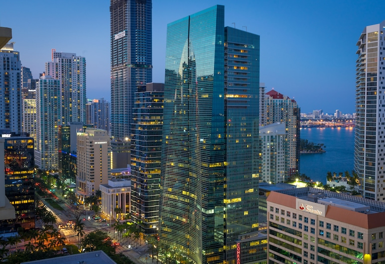 OB Suites, Miami, Vista desde el establecimiento