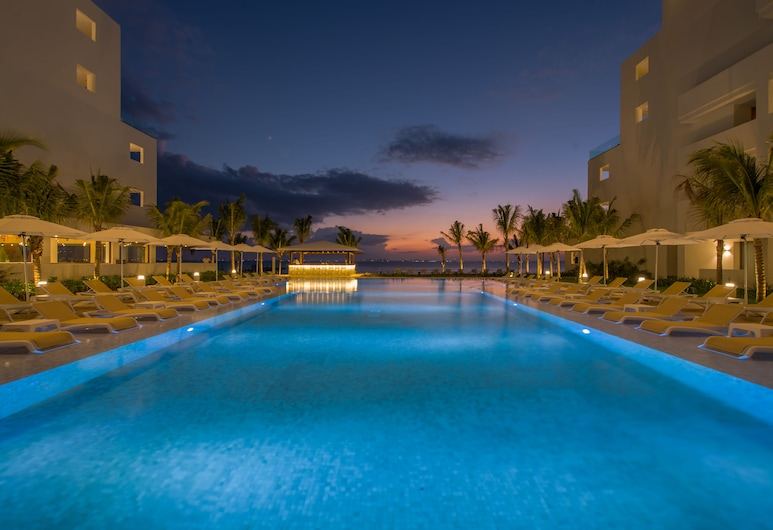 Izla Hotel, Isla Mujeres, Alberca al aire libre