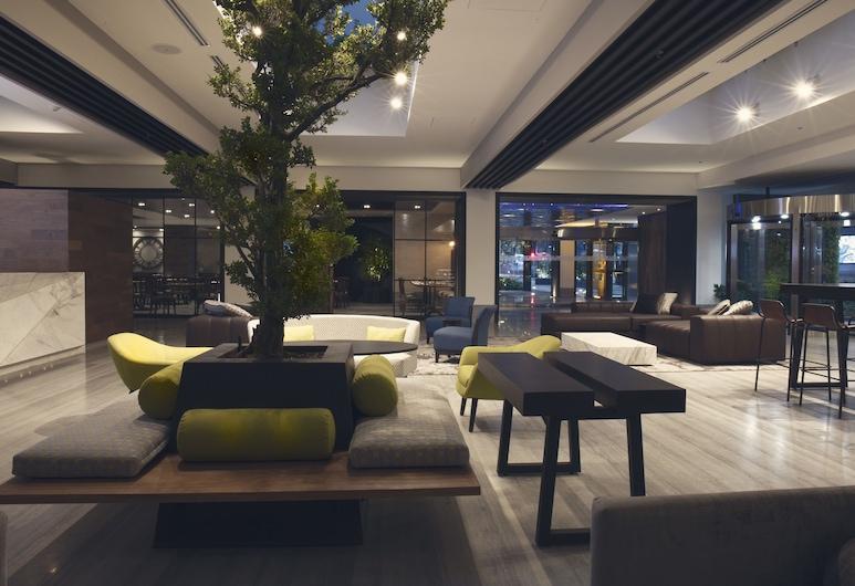 Krystal Grand Suites Insurgentes, Città del Messico, Salottino della hall