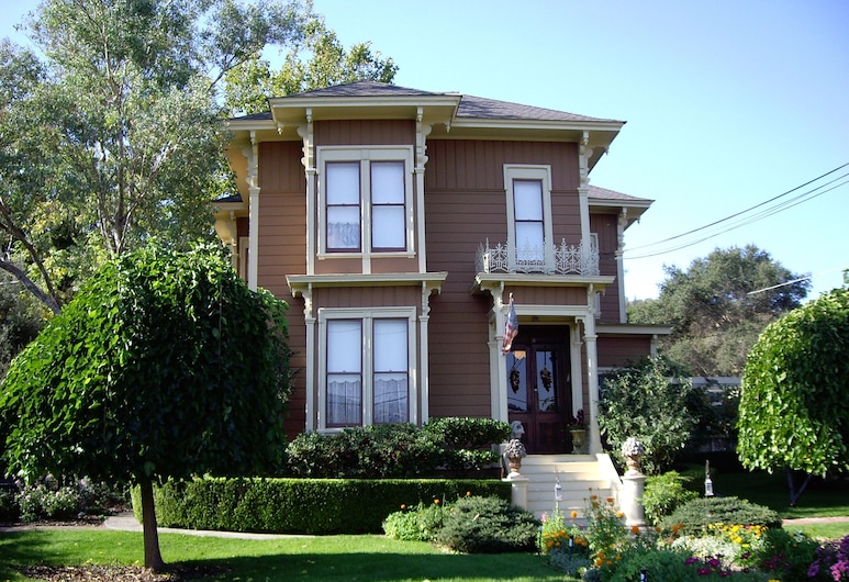 Hope-Merrill House, Geyserville