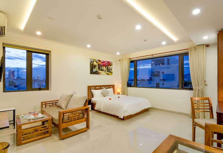 Salamander Hotel and Apartment, Da Nang, Superior Studio, Room