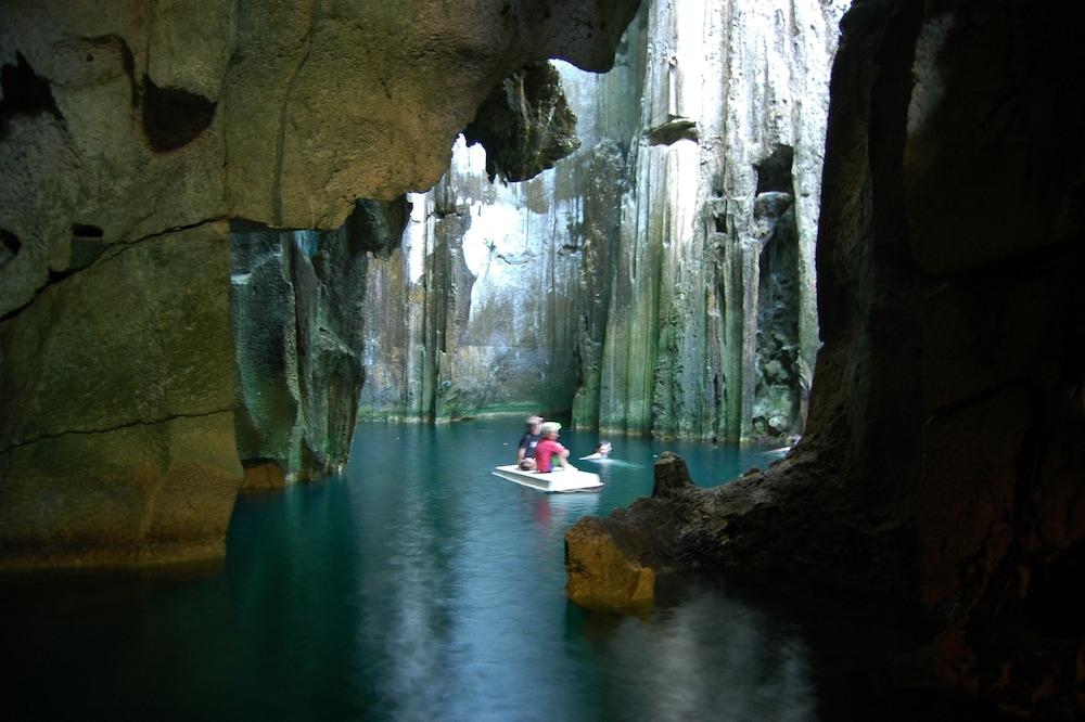 Exploración de cuevas