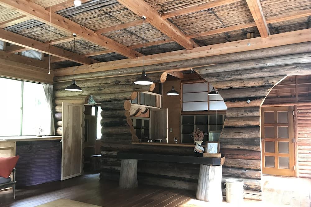 Rum (Log House Style) - Rum
