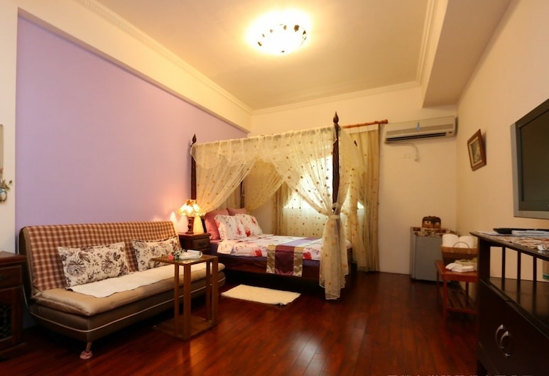 Melody Homestay, Hualien City, Standard Double Room, Guest Room