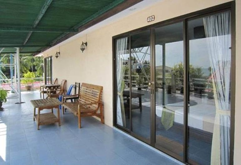 J Hotel, Krabi, Standard Room, Terrace/Patio