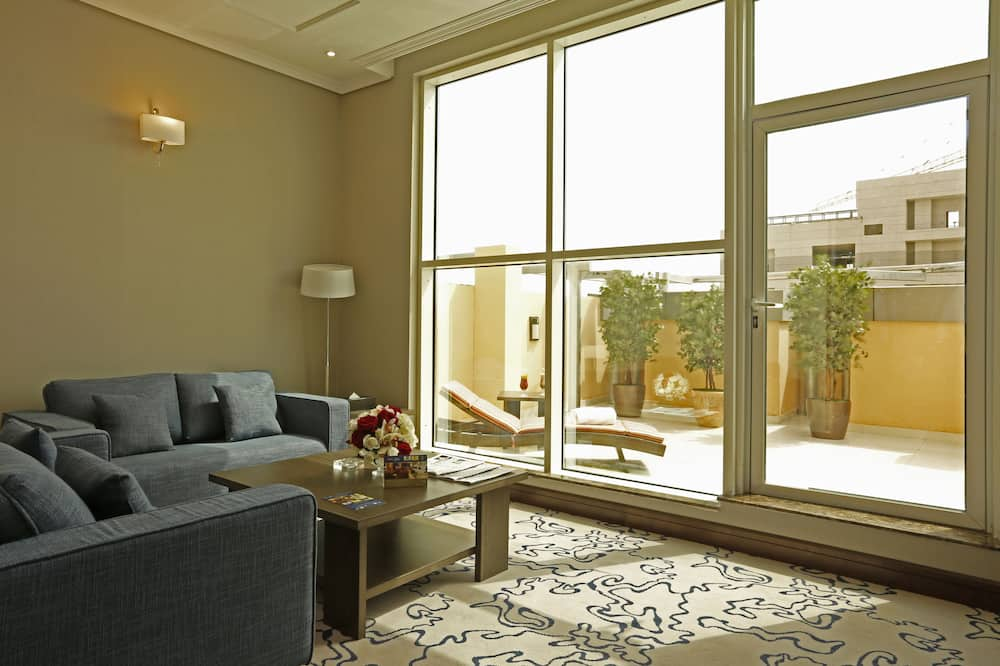 Swiss Select Suite - Obývacie priestory