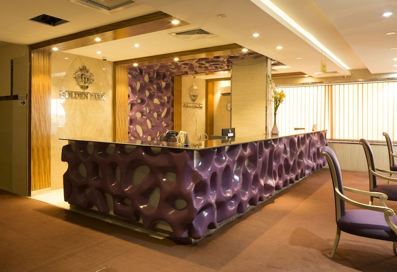 Golden Park Hotel, Riyadh, Reception