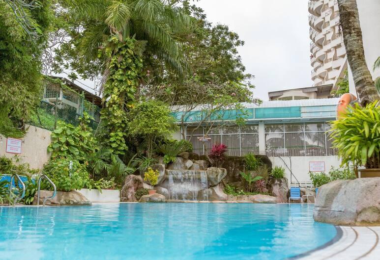 H Suites, George Town, Vonkajší bazén