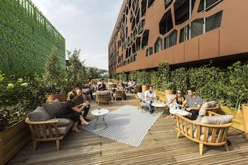 Image de MOB Hotel Lyon Confluence à Lyon