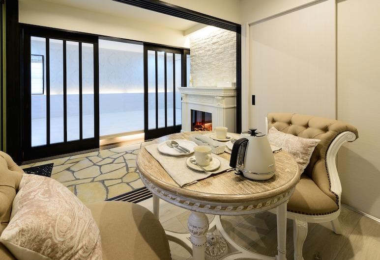 Guest Villa Hakone Yumoto 1F, Hakone, Departamento, Sala de estar