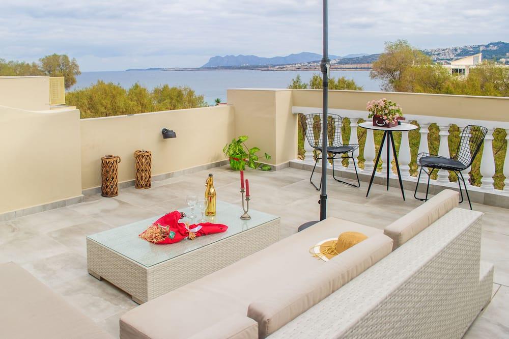 Superior Suite, Terrace, Sea View - Terrace/Patio