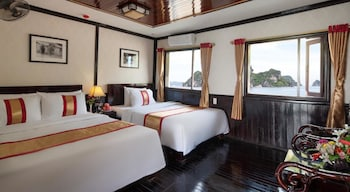Hạ Long — zdjęcie hotelu Halong Moon Legend Cruise