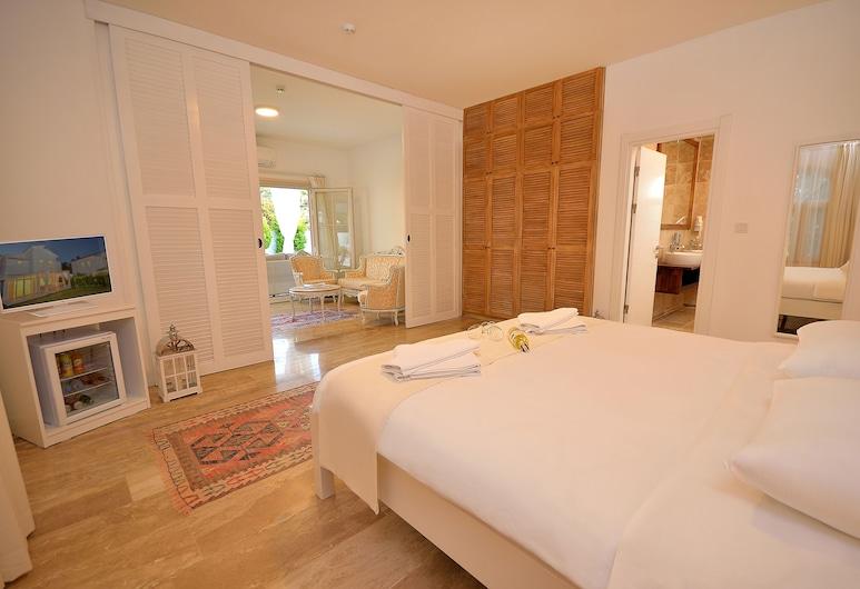 白色別墅酒店, 切什米, 套房, 客房