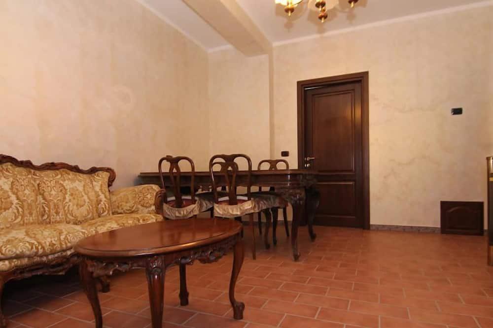 Suite (del Conte) - Opholdsområde