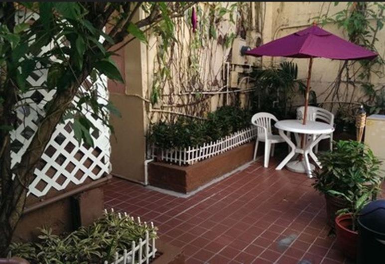 Midtown Guest House, เซนต์โธมัส, ลานระเบียง/นอกชาน