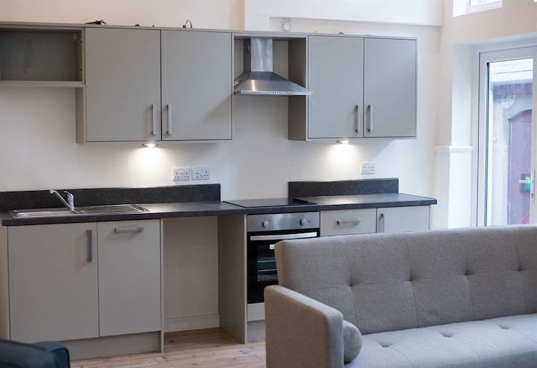 James Reckitt Library Serviced Apartments Hull Serviced Apartments HSA, Hull, Superior Apartment, Ensuite (Serviced apartment), Lounge