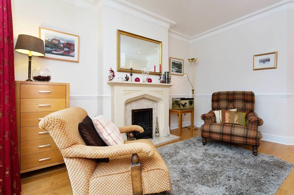 Departamento, 3 habitaciones (Rydon Mews, Wimbledon) - Sala de estar
