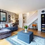 Külaliskorter, 1 magamistoaga (Blantyre Street, Chelsea) - Lõõgastumisala