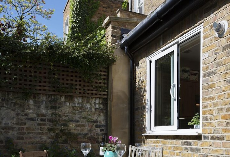 Veeve - Walham Grove Gallery, London, Apartment, 1 Schlafzimmer (Walham Grove, Fulham), Terrasse/Patio