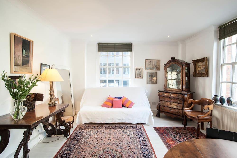 Lejlighed - 2 soveværelser (Gillingham Street, Chelsea) - Stue