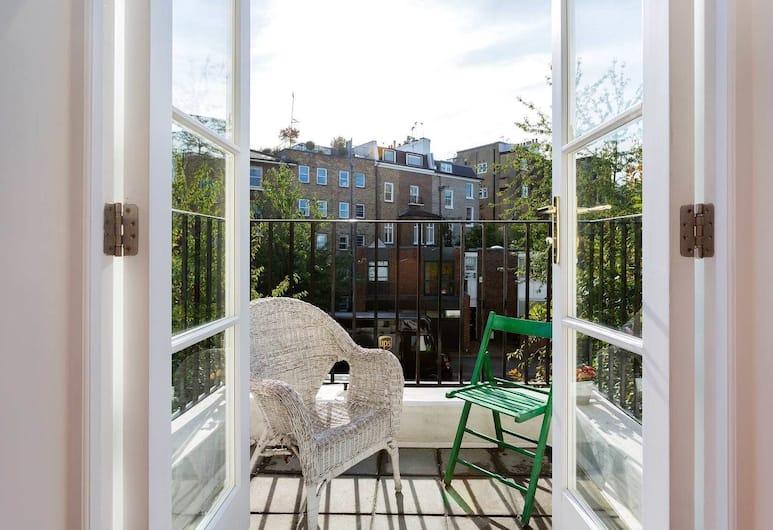 Veeve - Chepstow Villa, London, Rumah, 4 kamar tidur (Chepstow Villas, Notting Hill), Balkon