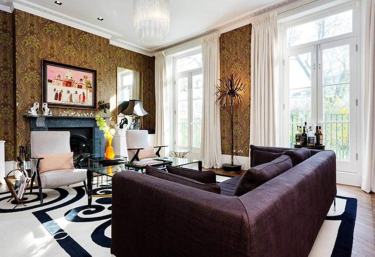 Veeve - Grand Notting Hill, London, Maja, 5 magamistoaga (Ladbroke Grove, Notting Hill), Lõõgastumisala