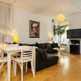 Apartment, 1 Bedroom (Sandringham Court, The West End) - Living Area