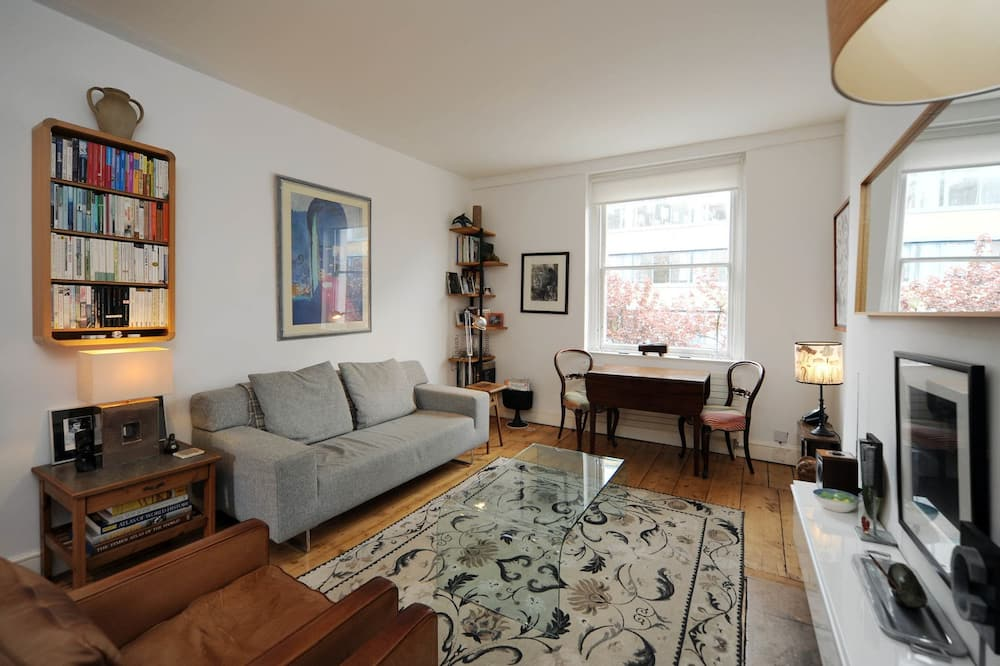 Appartement, 1 slaapkamer (Bloomsbury, The West End) - Woonkamer
