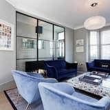 Dom, 4 spálne ((Rowfant Road, Balham)) - Obývačka