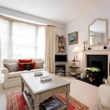 Apartemen, 2 kamar tidur (Tite Street, Chelsea) - Ruang Keluarga
