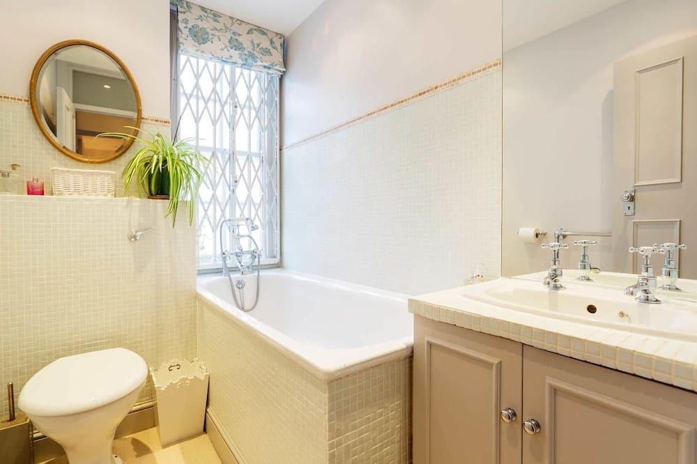 Apartemen, 2 kamar tidur (Tite Street, Chelsea) - Kamar mandi