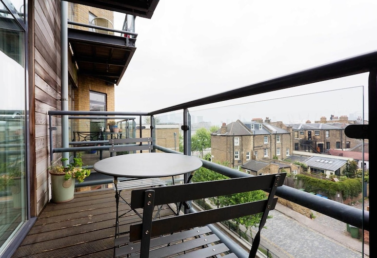 Veeve - Greenwich by the river, Londýn, Apartmán, 2 ložnice (Collington Street, Greenwich), Terasa