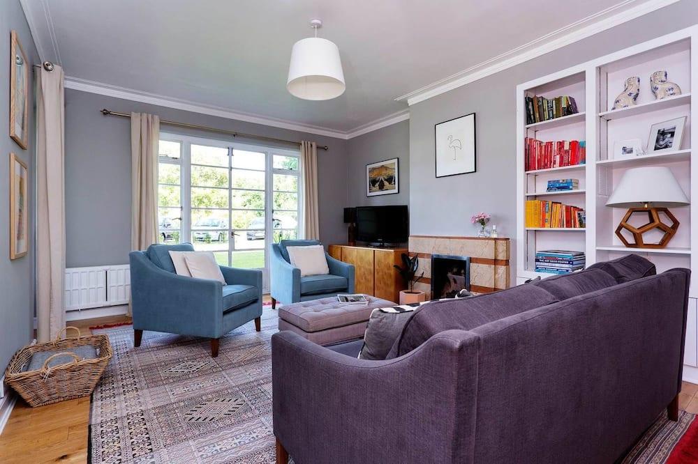 Apartment, 3Schlafzimmer (Colebrook Close, Putney) - Wohnzimmer