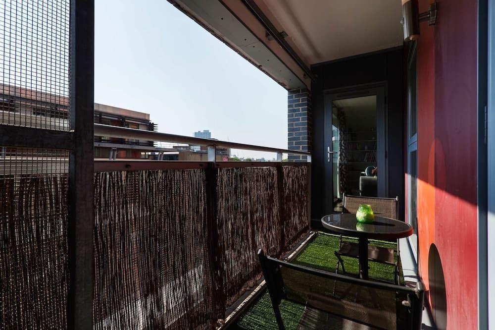 Appartement, 2 chambres (Plumbers Row, Whitechapel) - Balcon