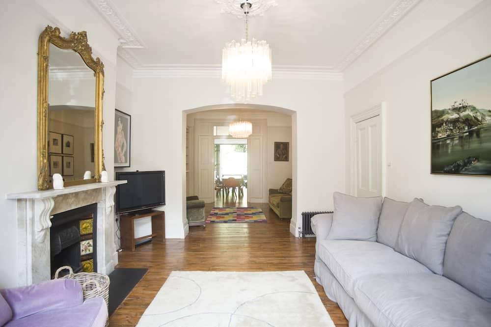 Ferienhaus, 4Schlafzimmer (Lady Margaret Road, Camden) - Zimmer