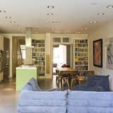 Ferienhaus, 4Schlafzimmer (Lady Margaret Road, Camden) - Wohnzimmer