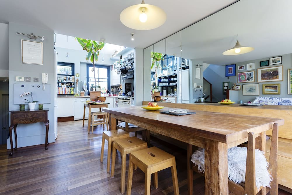 House, 3 Bedrooms (Bonnington Square, Vauxhall) - In-Room Dining