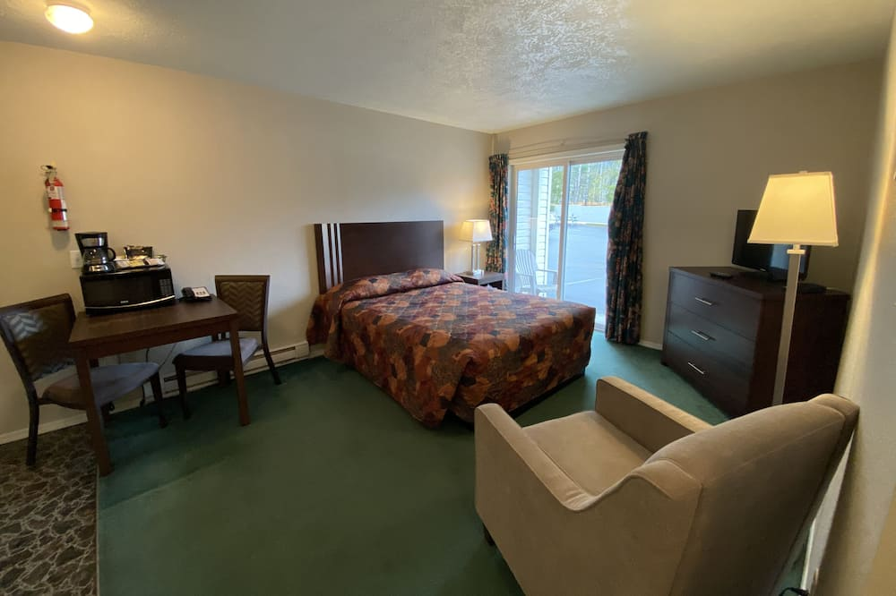 Suite estándar, 2 camas de matrimonio - Zona de estar