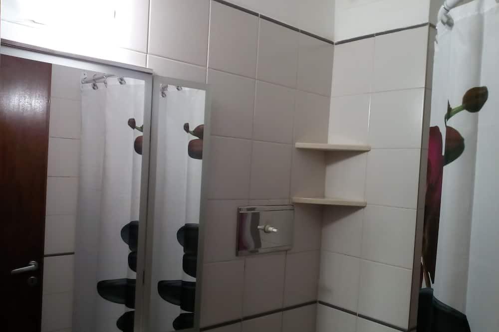 Standard Apartment, Kitchen - Bathroom