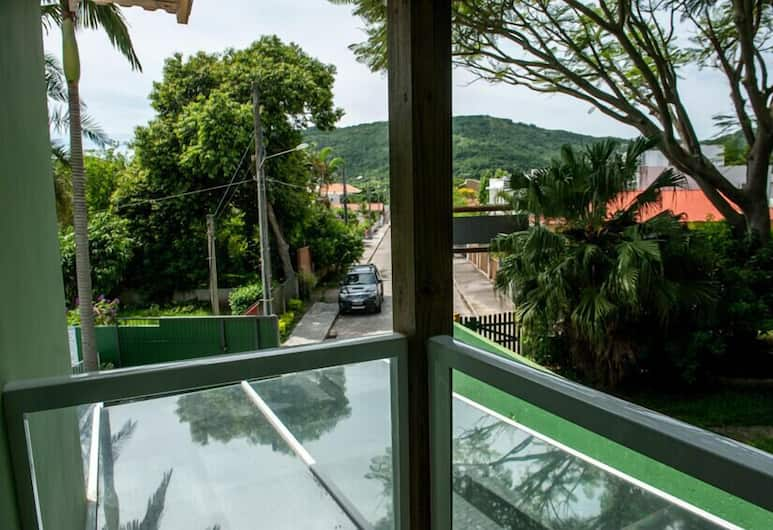 Encantada Floripa, Florianopolis, Studio, Utsikt från gästrum