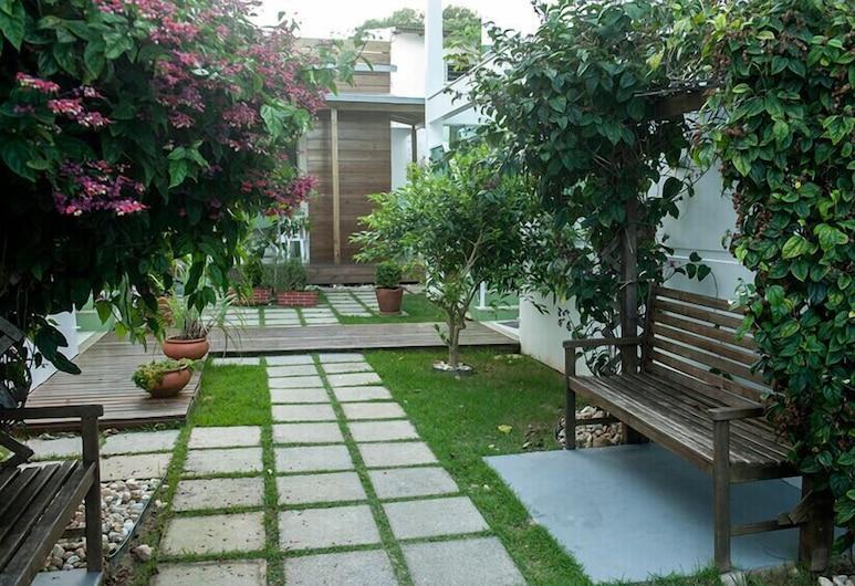 Encantada Floripa, Florianopolis, Terrazza/Patio