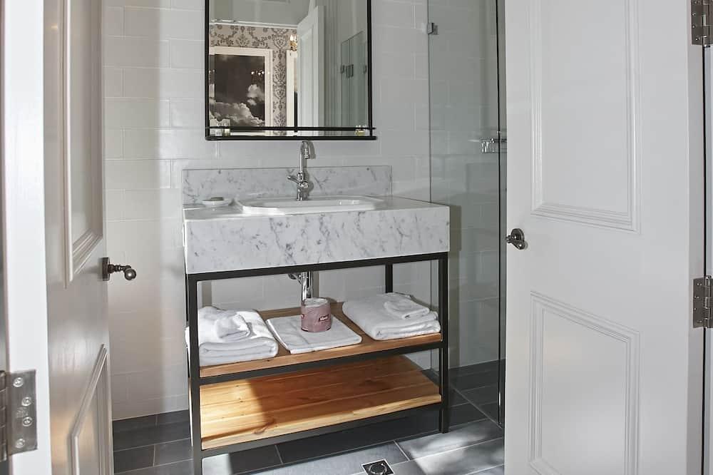 スタンダード ダブルまたはツインルーム 専用バスルーム (Summit Room) - バスルーム