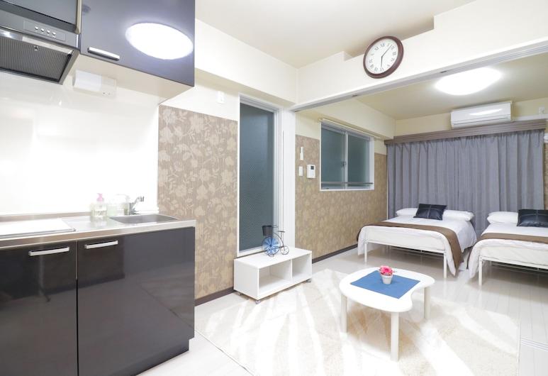 HG Cozy Hotel No.18 Shimanouchi, Osaka, MR503, Room