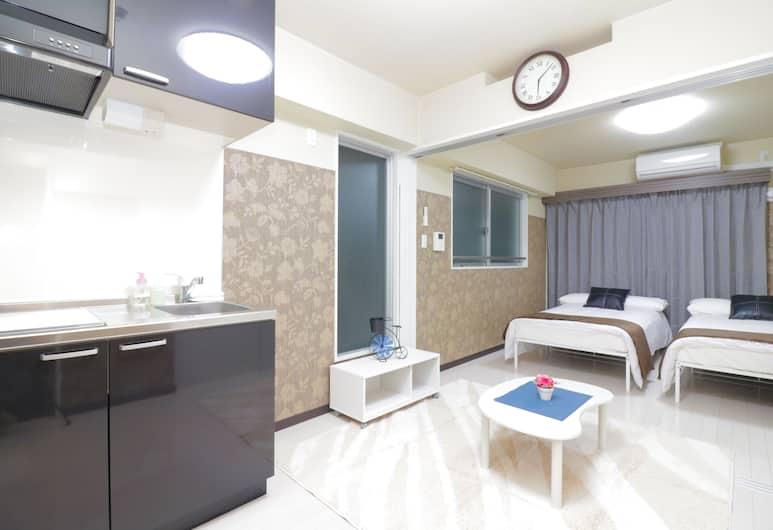 第 18 號 HG 舒適飯店, 大阪, 公寓 (MR503), 客房