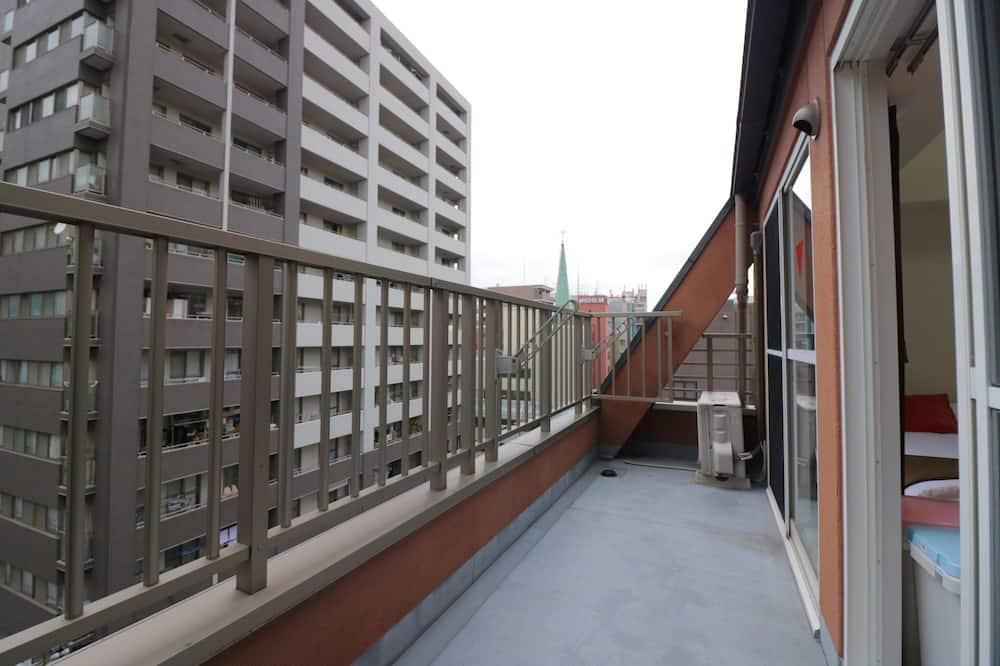 Apartmán (AB801) - Balkón